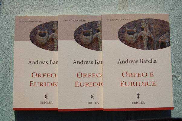 Andreas Barella Orfeo e Euridice